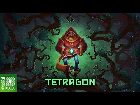 Демо-версия Tetragon доступна на приставках Xbox
