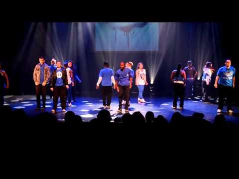 Bowtox- Adv hip hop class at Urban Element Dance Center