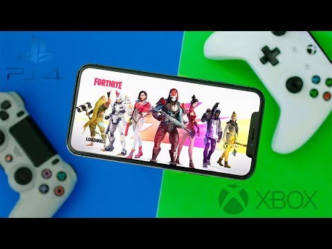How to Play iOS Games w/ PS4 or Xbox Controller! *iOS 13*