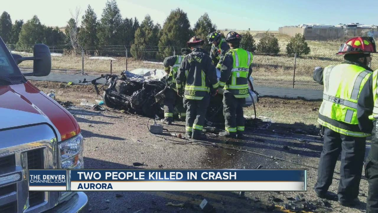 A second death confirmed after terrible accident in Aurora