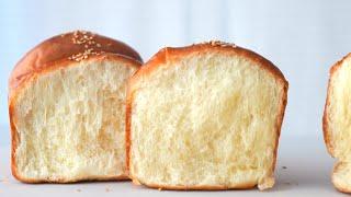Sub) 브리오슈 식빵    러블리 베이킹(lovely…