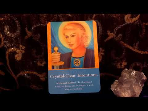 Daily Oracle Card Reading 16th April Daily guidance Archangel Michael tarot All signs