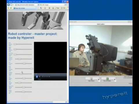 ECDCS[04-2/3] Telerobotics - final application