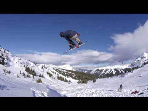 $ MONEY $- Shred Bots snowboard video