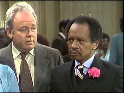 "The ""N"" Word Unbleeped, All in the Family/ George Jefferson"