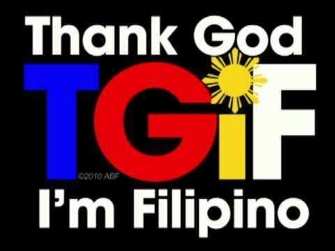"""SABIHIN MO"" (""TGIF/Thank God I'm Filipino"")"