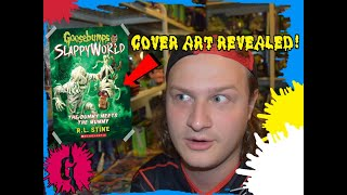 Goosebumps SlappyWorld - The Dummy Meets The Mummy Cover Art Revealed!
