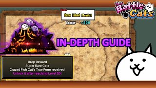 How to Beat Manic Island EASILY! | The Battle Cats