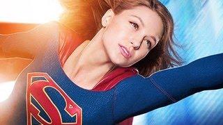 Супергёрл / Супердевушка (1 сезон) - Русский трейлер 2015 (Supergirl)
