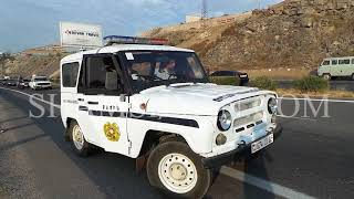 Ավտովթար Կոտայքի մարզում  Opel ի 21 ամյա վարորդը խմած վիճակում բախվել է Peugeot ին