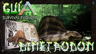 ARK Survival Evolved | Dossier DIMETRODON | La mejor guía en Español