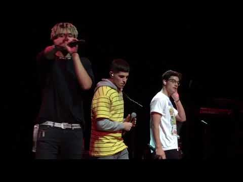 Teacher & Hello - PrettyMuch LIVE - Kansas City