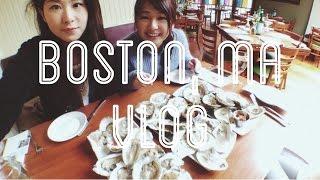 Travel SistersBoston, MA VlogEnglish Subtitles
