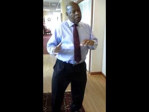 "This Video Of Rep. John Lewis Dancing To ""Happy"" Is The Best Thing You Will See Today"