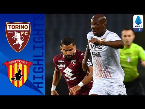 Torino Benevento Goals And Highlights
