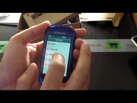 Samsung S7550 Blue Earth Review ( in Romana ) - www.TelefonulTau.eu -