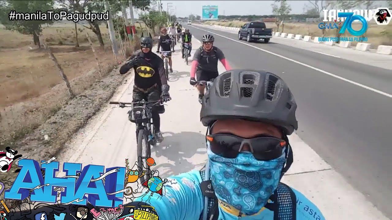 AHA!: Biking is in!
