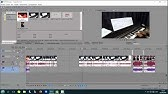 Cómo Mover Múltiples Clips En Sony Vegas 13 Youtube