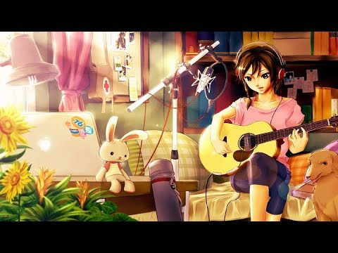 Nightcore - Guitar and a heartbeat