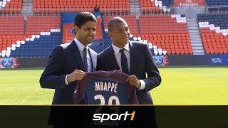 Trainer verrät: Kylian Mbappe  wollte gar nicht zu Paris St. Germain   SPORT1 - TRANSFERMARKT