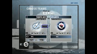 NHL 08 PC Jets Lighthing