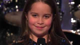 Bé gái 6 tuổi hát nhạc Rock cực hay