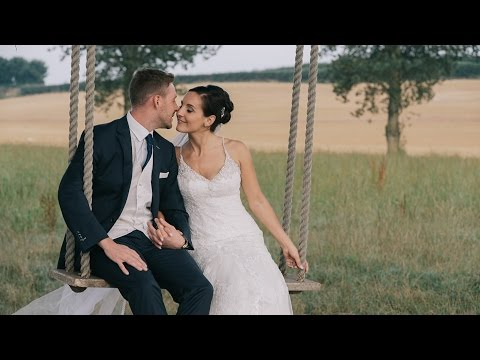 Quantock Lakes Somerset Wedding Video