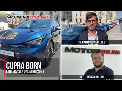 MiMo 2021 | INTERVISTA a PIERANTONIO VIANELLO, Direttore Cupra Italia