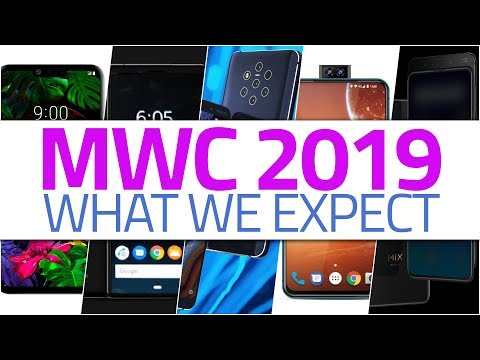 MWC 2019 Expectations   Nokia 9 PureView, Xiaomi Mi Mix 3, OnePlus 5G Phone, and More