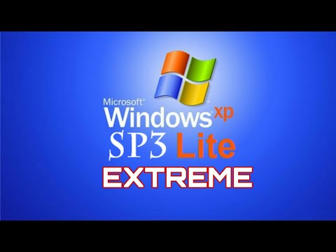 Windows XP LITE EXTREME For Android With QEMU