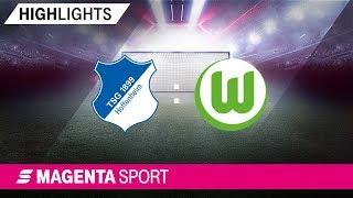 TSG 1899 Hoffenheim - VfL Wolfsburg | 14. Spieltag, 19/20 | MAGENTA SPORT