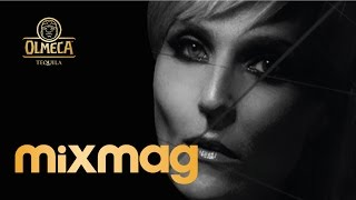 SISTER BLISS tech-house DJ Set @ Olmeca X Mixmag World DJ Sessions