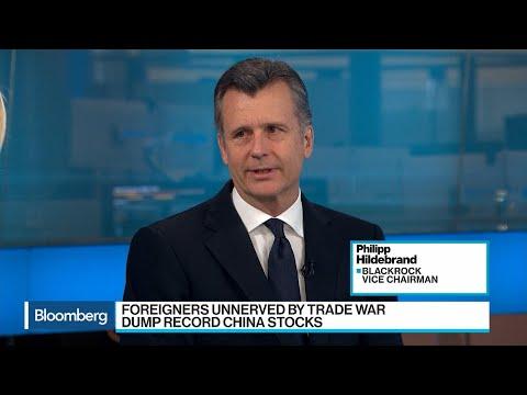 BlackRock's Hildebrand: Trade Is Main Short-Term Risk to Global Economy