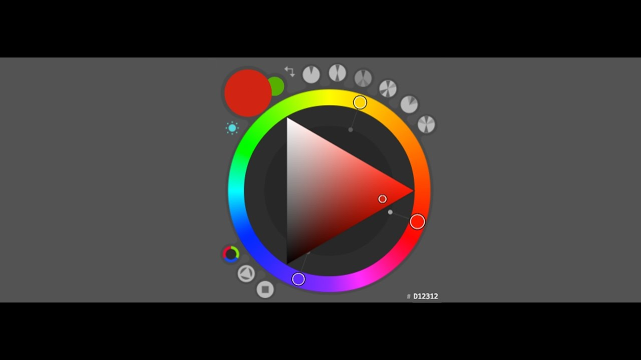 Tutorial The Coolorus Color Wheel Guide Youtube