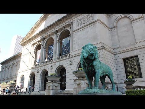 The Art Institute of Chicago   Inspired by Ferris Bueller