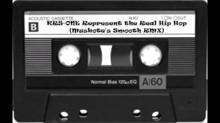 KRS-ONE - Represent the Real Hip Hop (Muskote