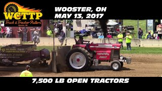 51317 wooster oh 7500 lb open tractors