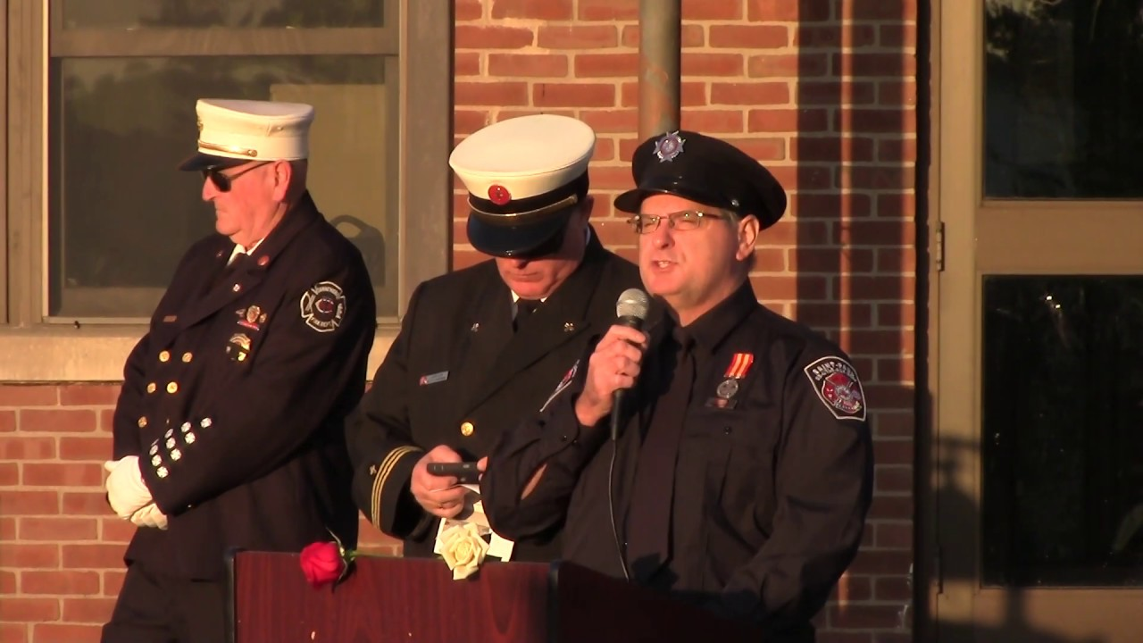 Annual CCFA Memorial Service  9-12-19
