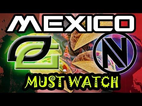 GEARS OF WAR 4 | Optic Gaming VS Team EnVyUs | eSports Mexico City Open - Final