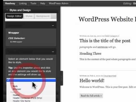 thesis style sidebar widgets Wordpress and thesis provide you with a simple an effective way for implementing sidebars on your website with the use of simple syntax, options, and widgets however beyond the nbsp dynamic widget-based sidebars for the thesis theme for – aldosoft this tutorial shows a simple, powerful method to customize which sidebars appear in.