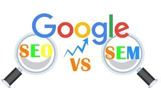 ¿Cuáles son las diferencias entre SEO y SEM?
