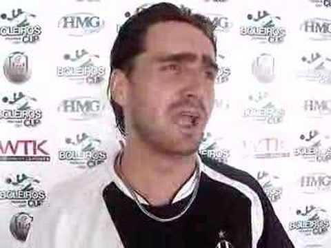 Boleiros Cup Paraná 2007 - entrevista