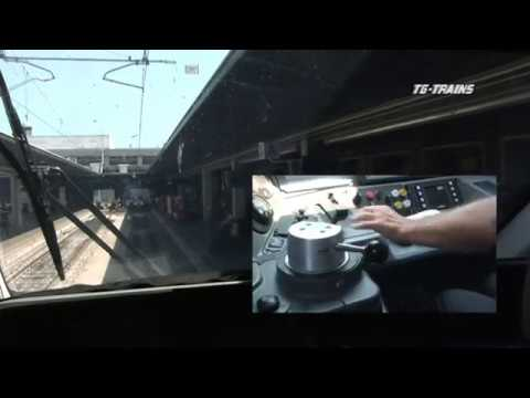 Bologna Centrale - Venezia Santa Lucia, Cab-ride ETR 610 Parte 4/4