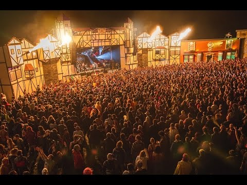 BOOMTOWN CH 8: Explore over 20 live music stages...