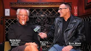 Ex Jethro Tull Martin Barre & Eric Blair part 2 talk hierarchy in Jethro Tull 2019