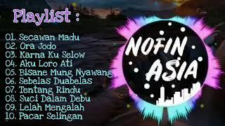 Gambar cover NOFIN ASIA - SECAWAN MADU, ORA JODOH DLL | FULL BASS REMIX TIKTOK