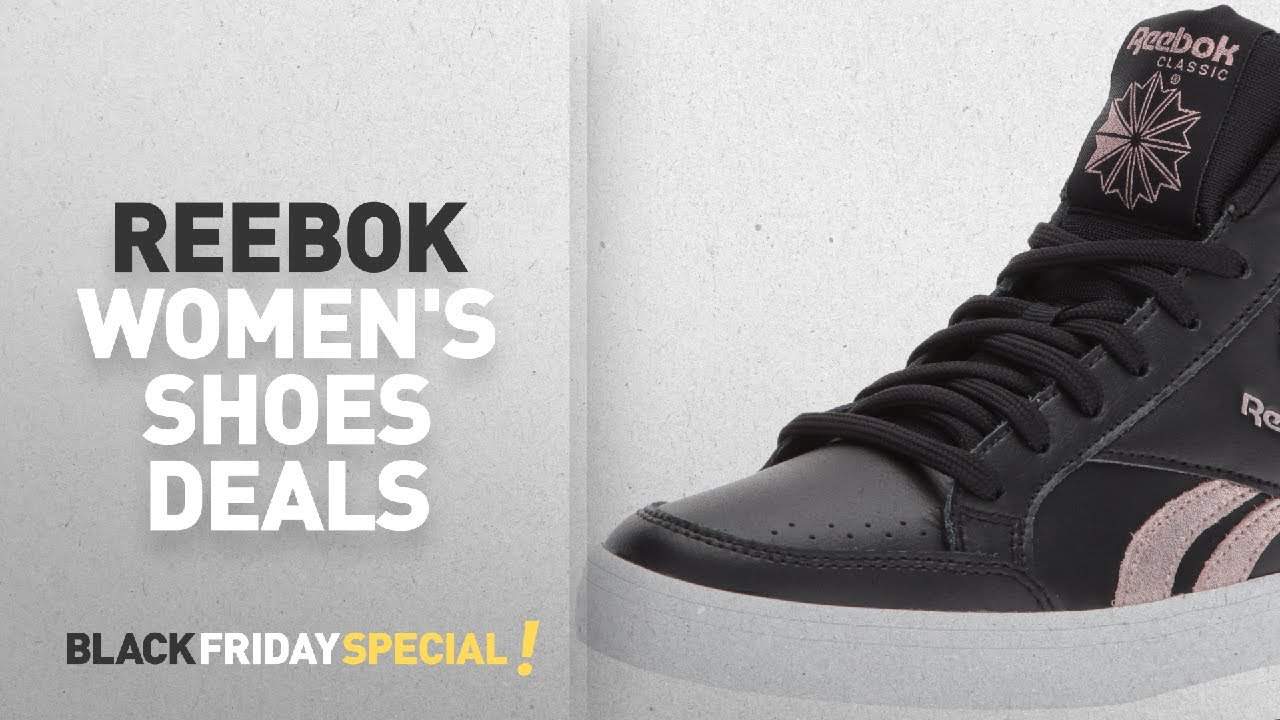 24a67148c89e Top Black Friday Reebok Women s Shoes Deals  Reebok Women s Royal ...