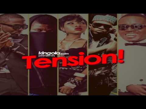 Tension! [Afrobeat/Nigerian/Gbedu Mixtape] 2013 via @KINGOLA