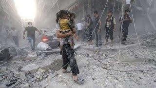 حرب إبادة .. الطيران الروسي والميلشيات الإيرانية تحرق حلب.. ما الحل ؟