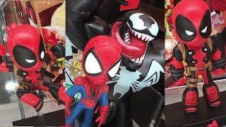Kotobukiya is coming out with some new Marvel Heroes for their Guri...